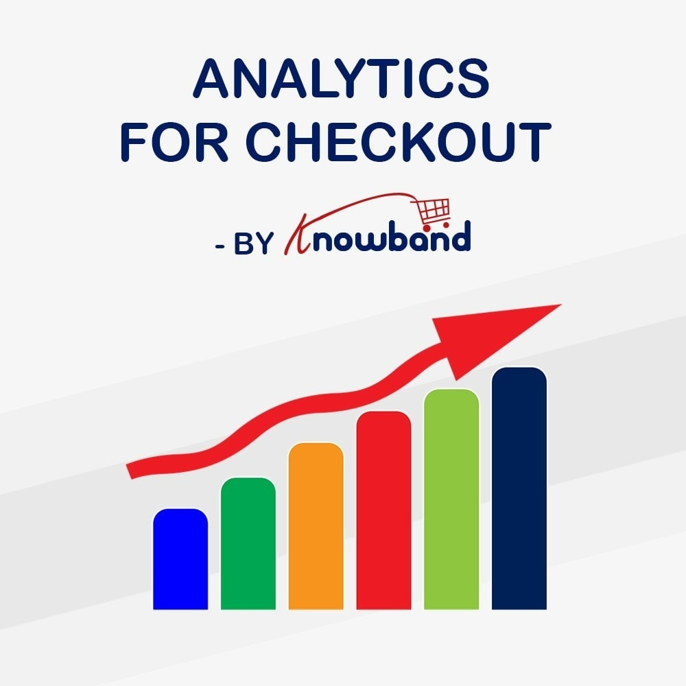 module - Статистика и анализ - Knowband - Analytics for Checkout page - 1