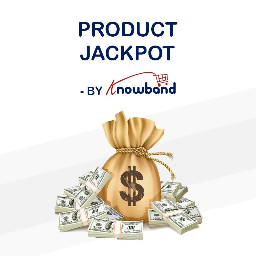 module - Promotions & Gifts - Knowband - Product Jackpot - 1