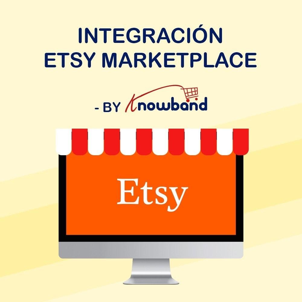 module - Marketplaces - Integración Etsy Marketplace - 1