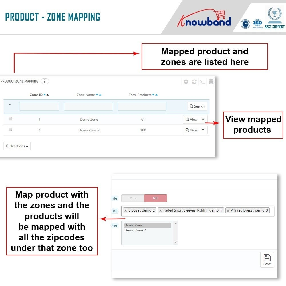 module - Lingue & Traduzioni - Knowband - Product Availability Check By Zip Code - 7