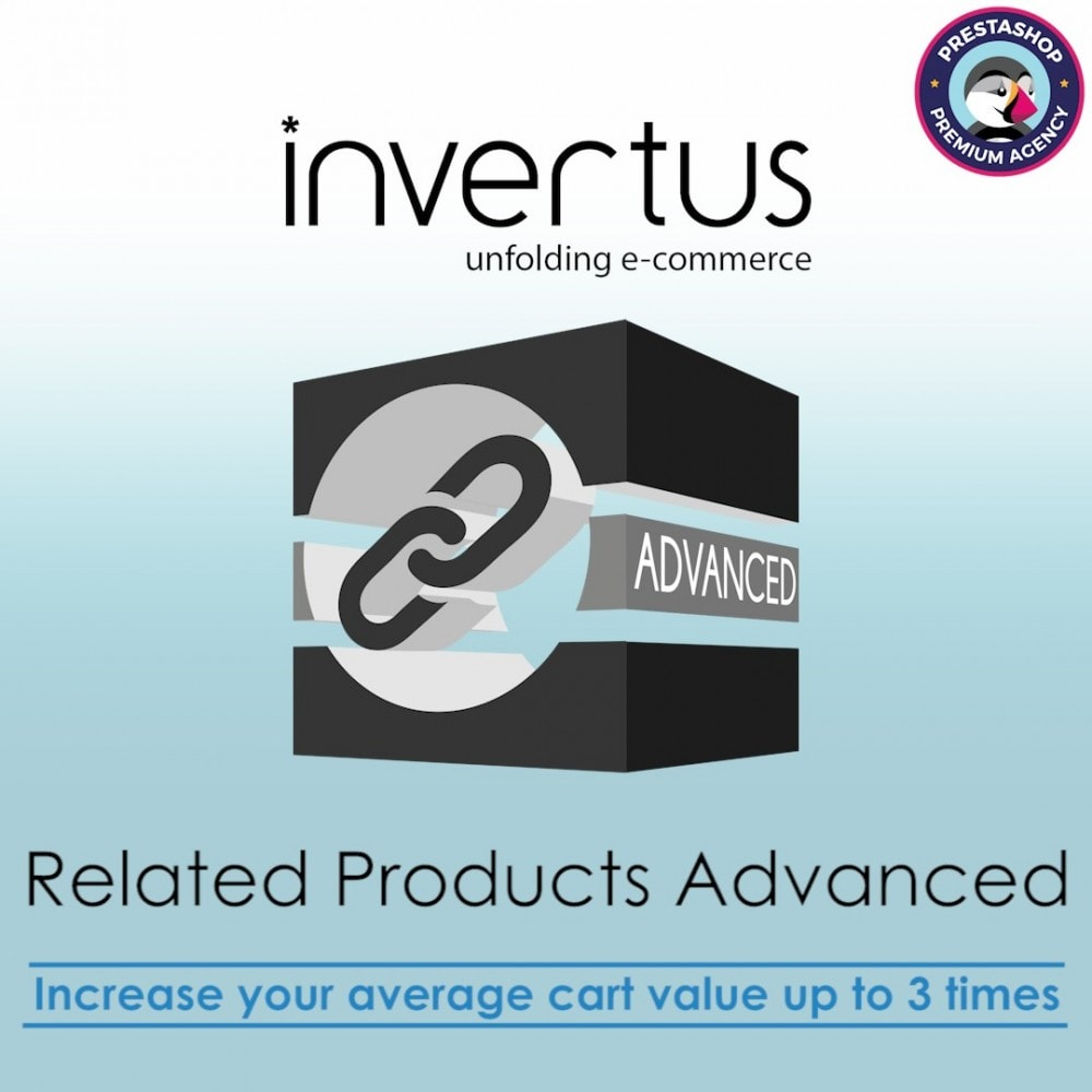 module - Ventes croisées & Packs de produits - Related Products Advanced - 1