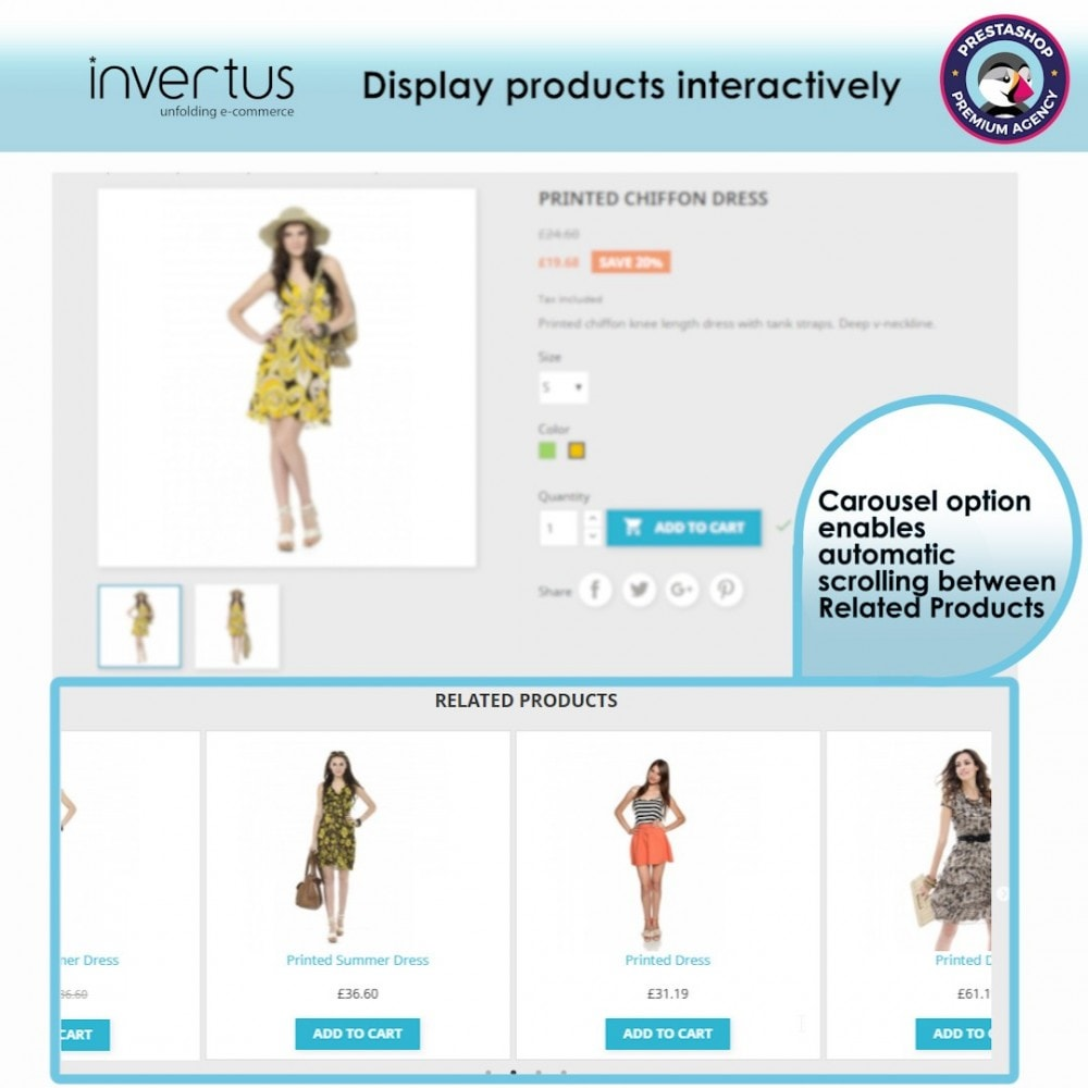 module - Vendas cruzadas & Pacotes de produtos - Related Products Advanced - upsell, linking, cross-sell - 4