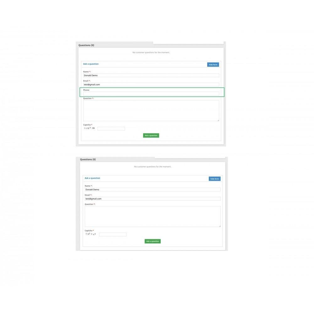 module - FAQ (Veelgestelde vragen) - Product Questions - 4