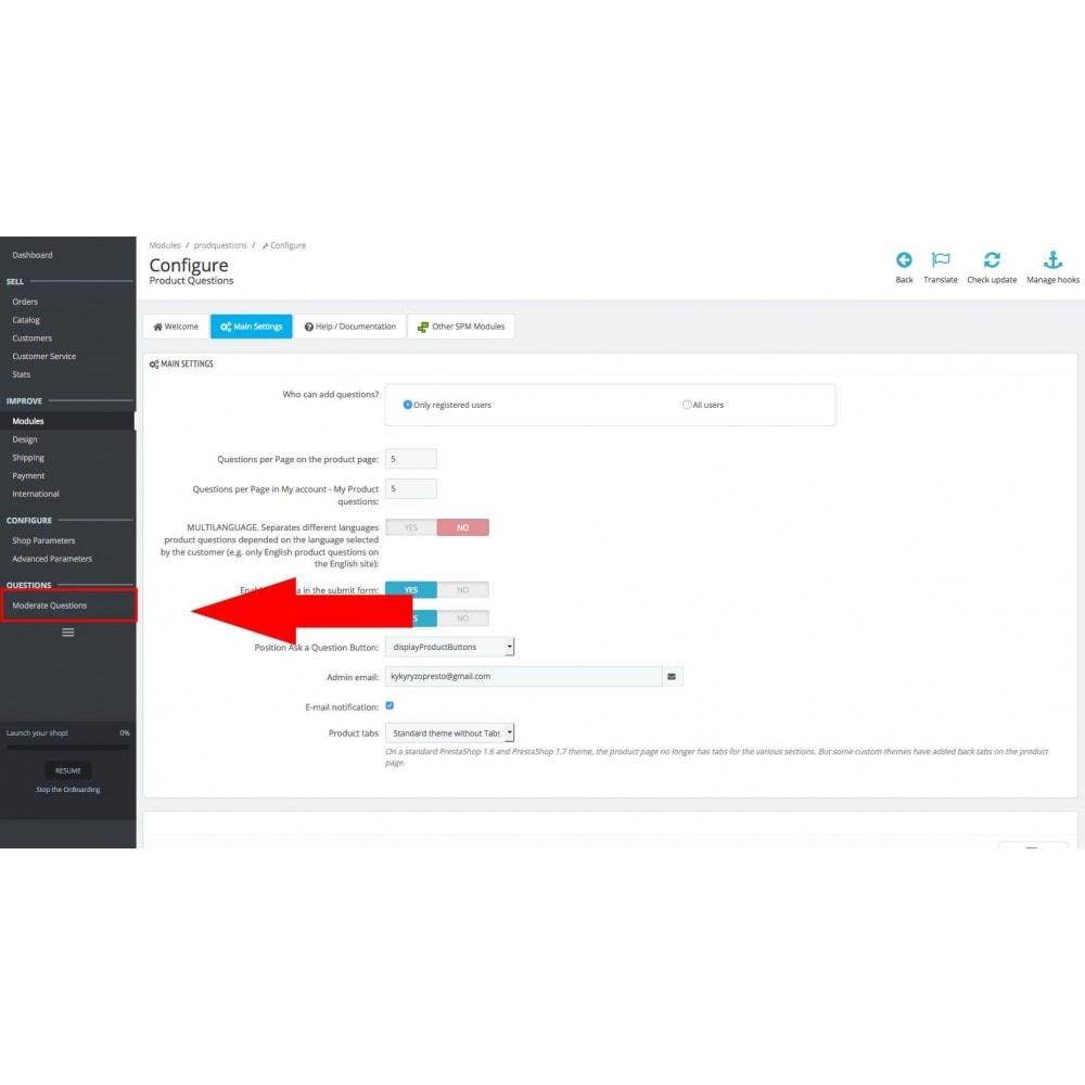 module - Preguntas Frecuentes - Product Questions - 13