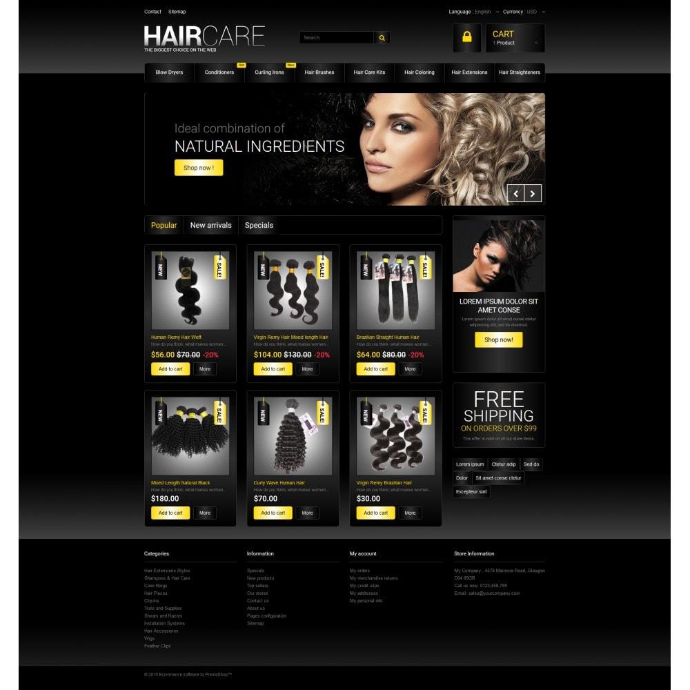theme - Moda y Calzado - HairCare - The Biggest Choice On The Web - 4