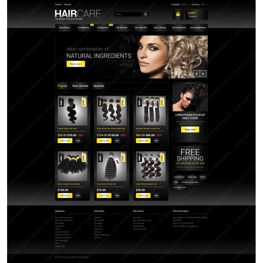 theme - Moda y Calzado - HairCare - The Biggest Choice On The Web - 5
