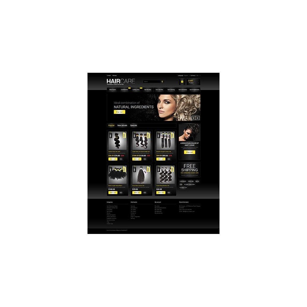 theme - Moda y Calzado - HairCare - The Biggest Choice On The Web - 10