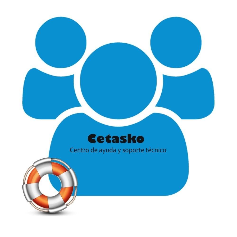 module - Servizio post-vendita - Cetasko - 1