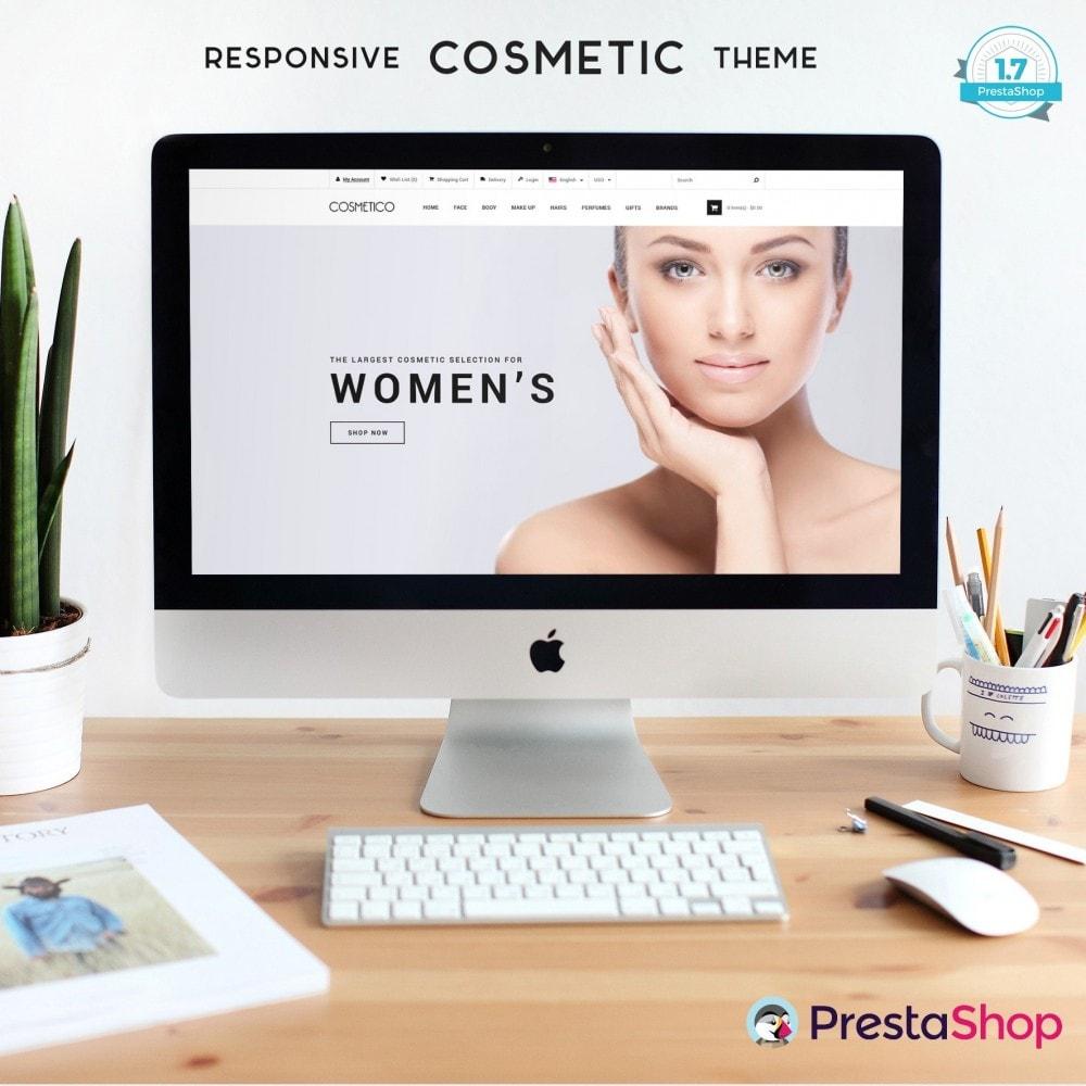 theme - Saúde & Beleza - Cosmetic Boutique - 1