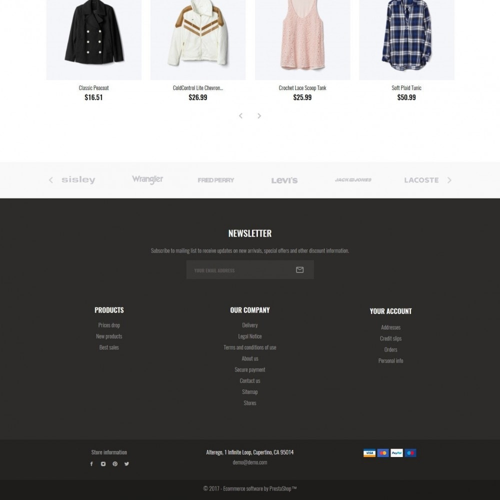 theme - Moda & Calzature - Alterego Fashion Store - 5