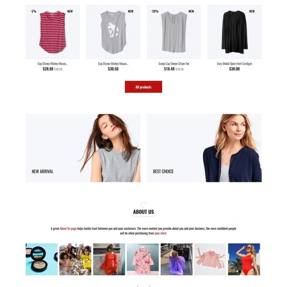 theme - Moda & Calzature - Alterego Fashion Store - 7