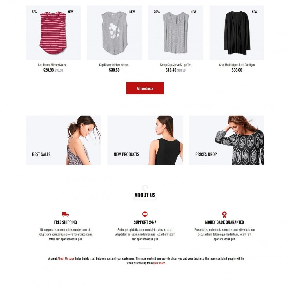 theme - Moda & Calzature - Alterego Fashion Store - 10