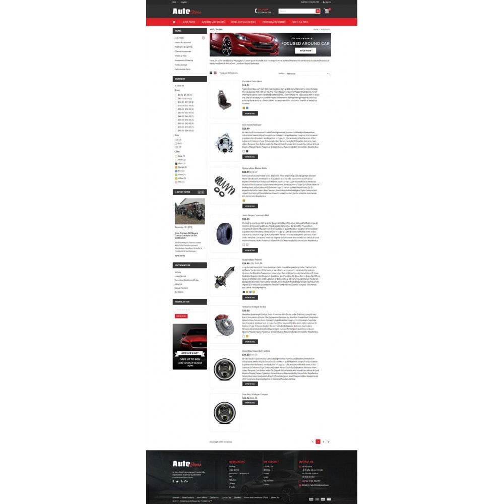 theme - Auto & Moto - Auto Store - 4