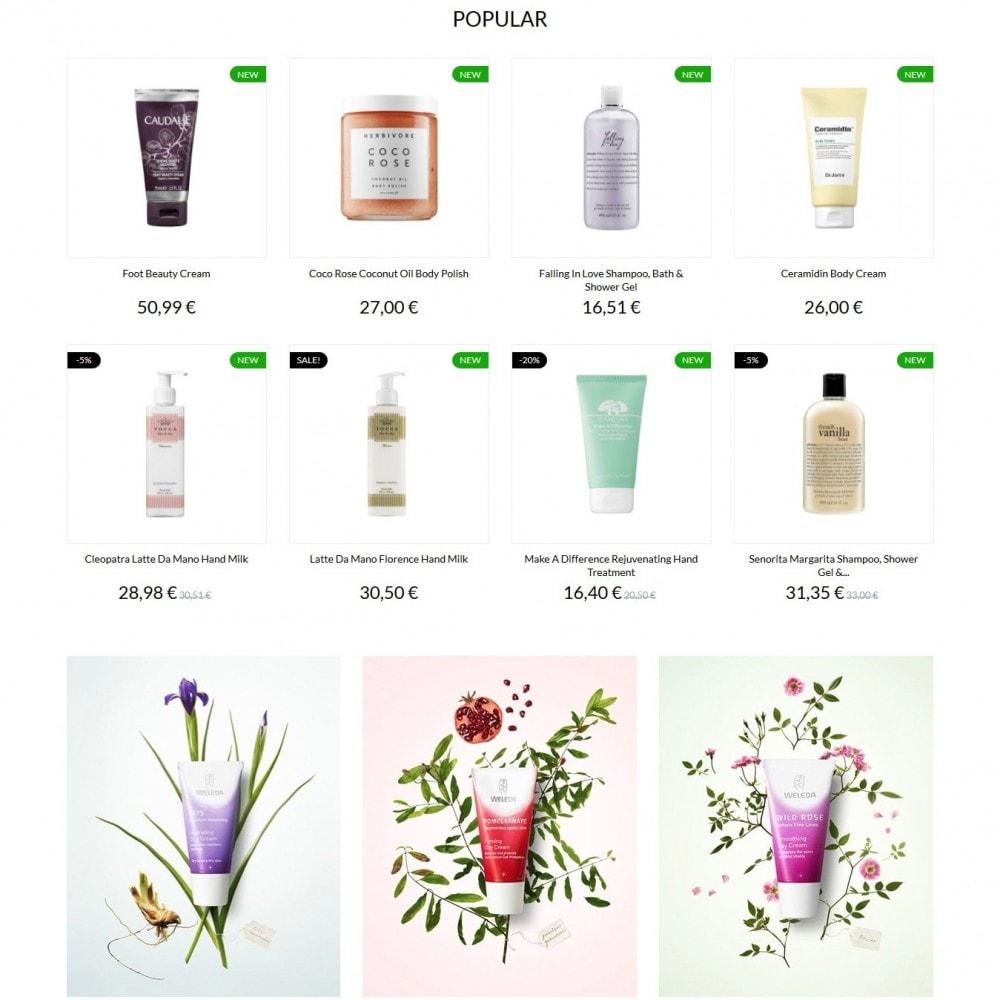 theme - Health & Beauty - Beauty Crush Cosmetics - 2
