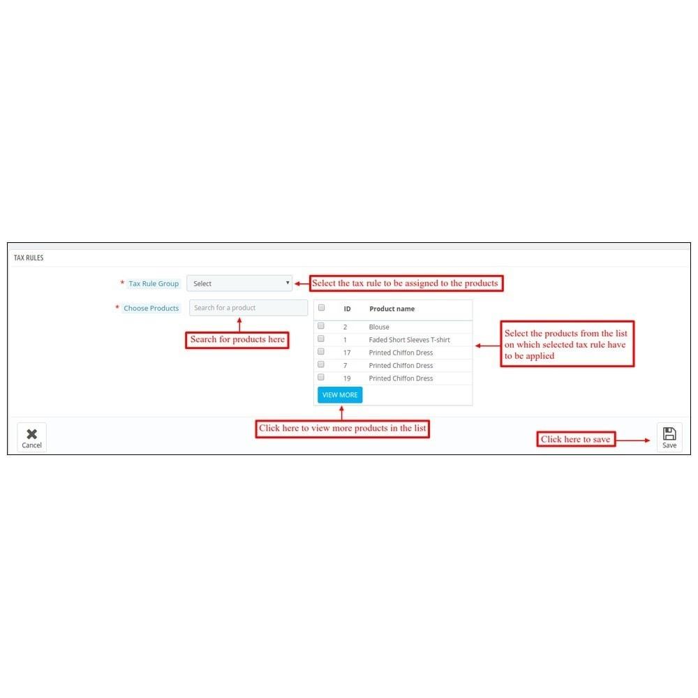 module - Edition rapide & Edition de masse - Webkul Multi Product Manager - Bulk Assign Feature - 16