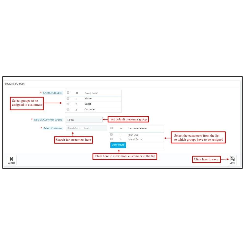 module - Edition rapide & Edition de masse - Webkul Multi Product Manager - Bulk Assign Feature - 33