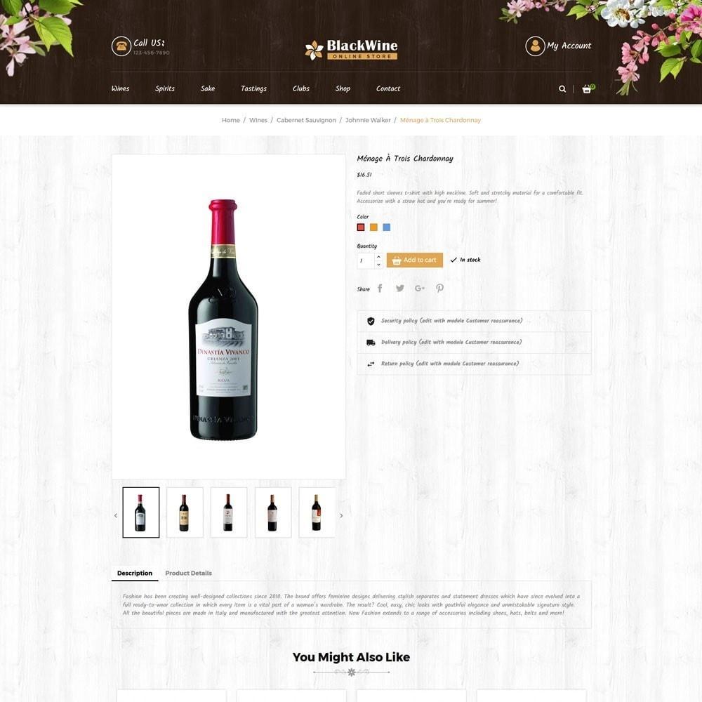 theme - Temas PrestaShop - Wine Stores - 5