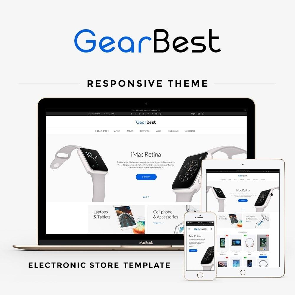 theme - Eletrônicos & High Tech - GearBest - High-tech Shop - 1
