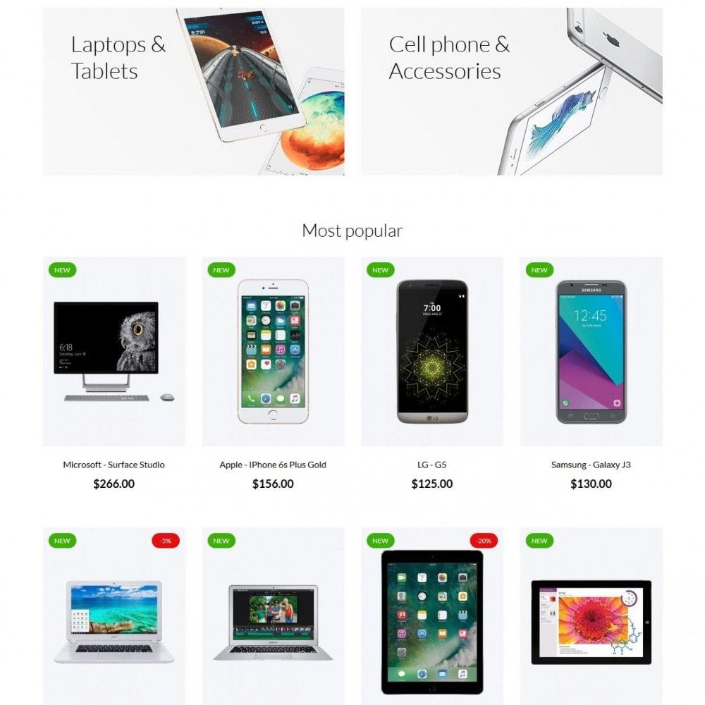 theme - Electronics & Computers - GearBest - High-tech Shop - 3