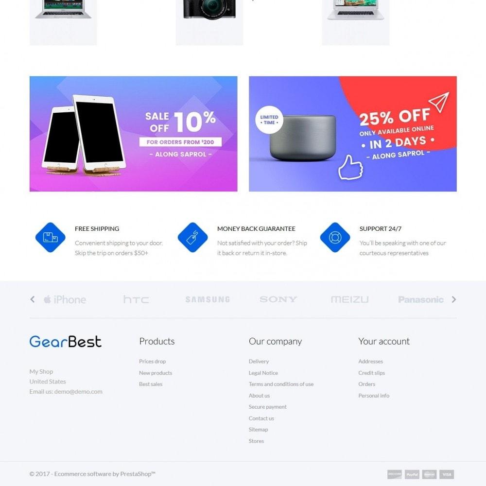 theme - Electronics & Computers - GearBest - High-tech Shop - 4