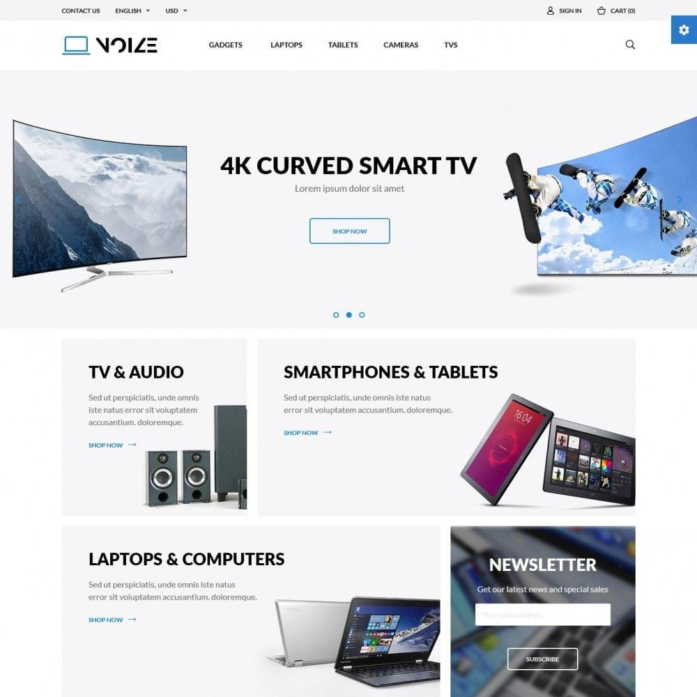 theme - Electronics & Computers - Noize - High-tech Shop - 2