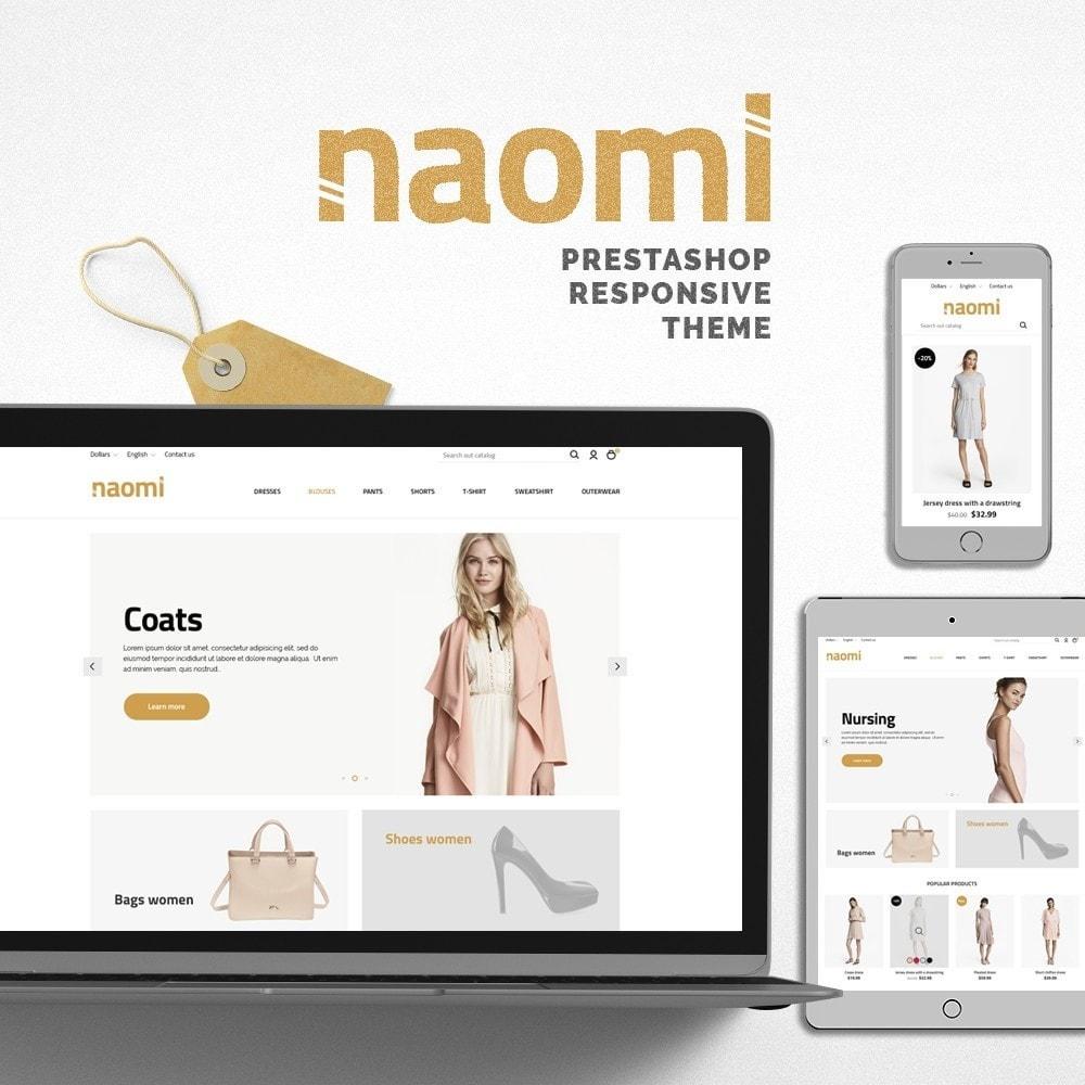 theme - Moda y Calzado - Naomi Fashion Store - 1