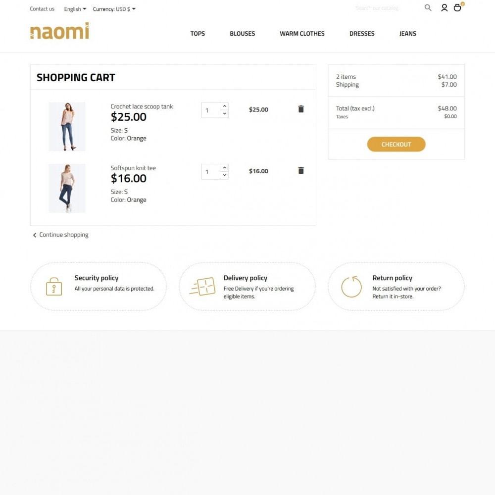 theme - Moda y Calzado - Naomi Fashion Store - 6