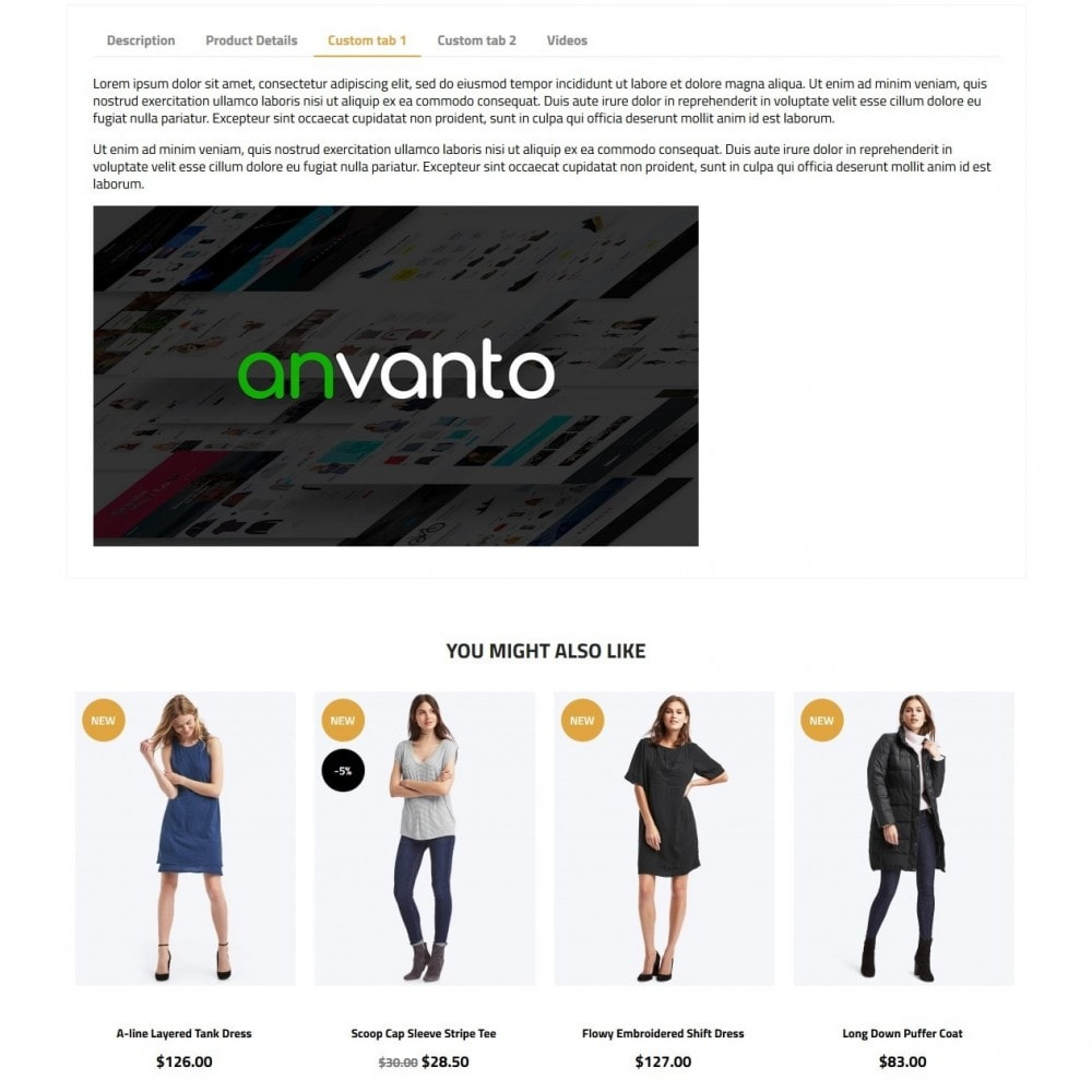 theme - Moda y Calzado - Naomi Fashion Store - 8