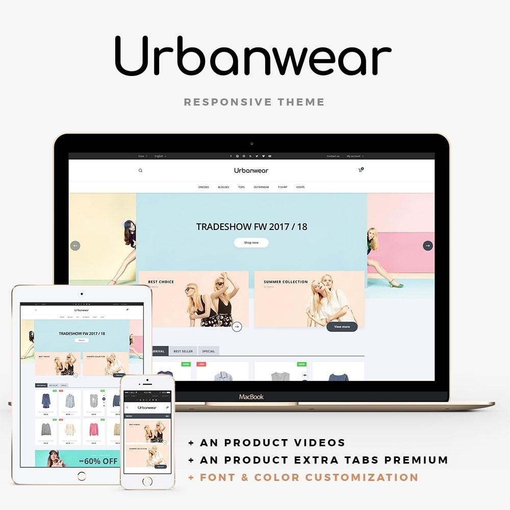 theme - Mode & Schoenen - Urbanwear  Fashion Store - 1