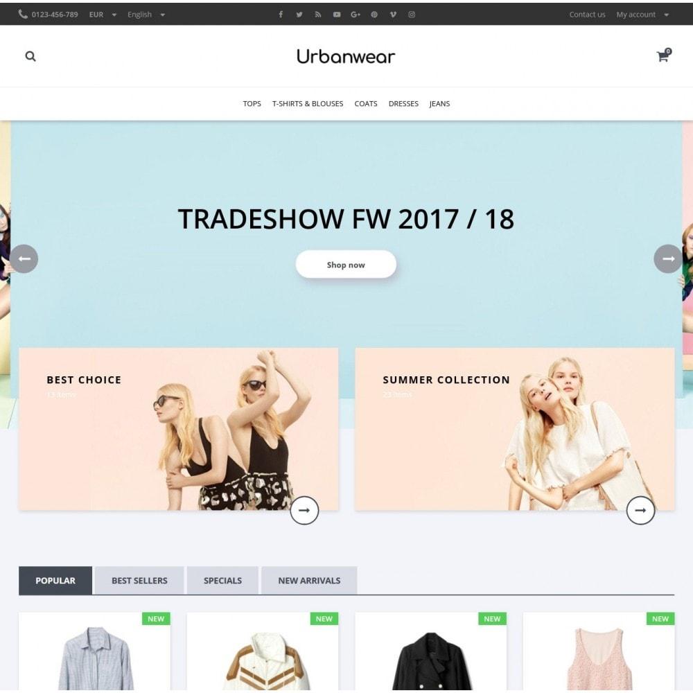theme - Mode & Schoenen - Urbanwear  Fashion Store - 2