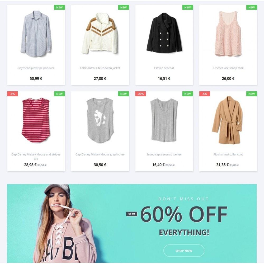 theme - Mode & Schoenen - Urbanwear  Fashion Store - 3