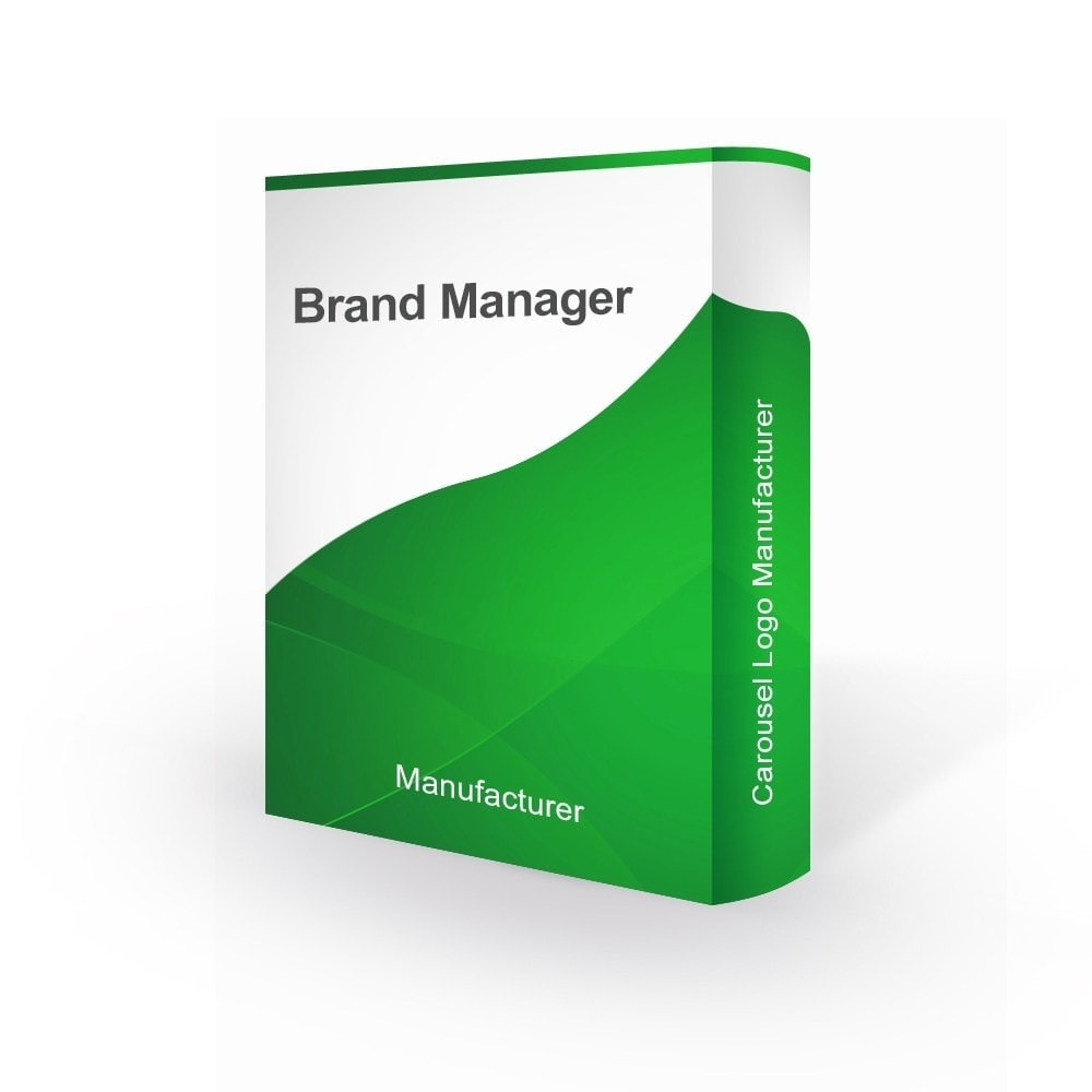 module - Бренды и производители - Brand Manager - Partners Logo Carousel & Gallery - 1