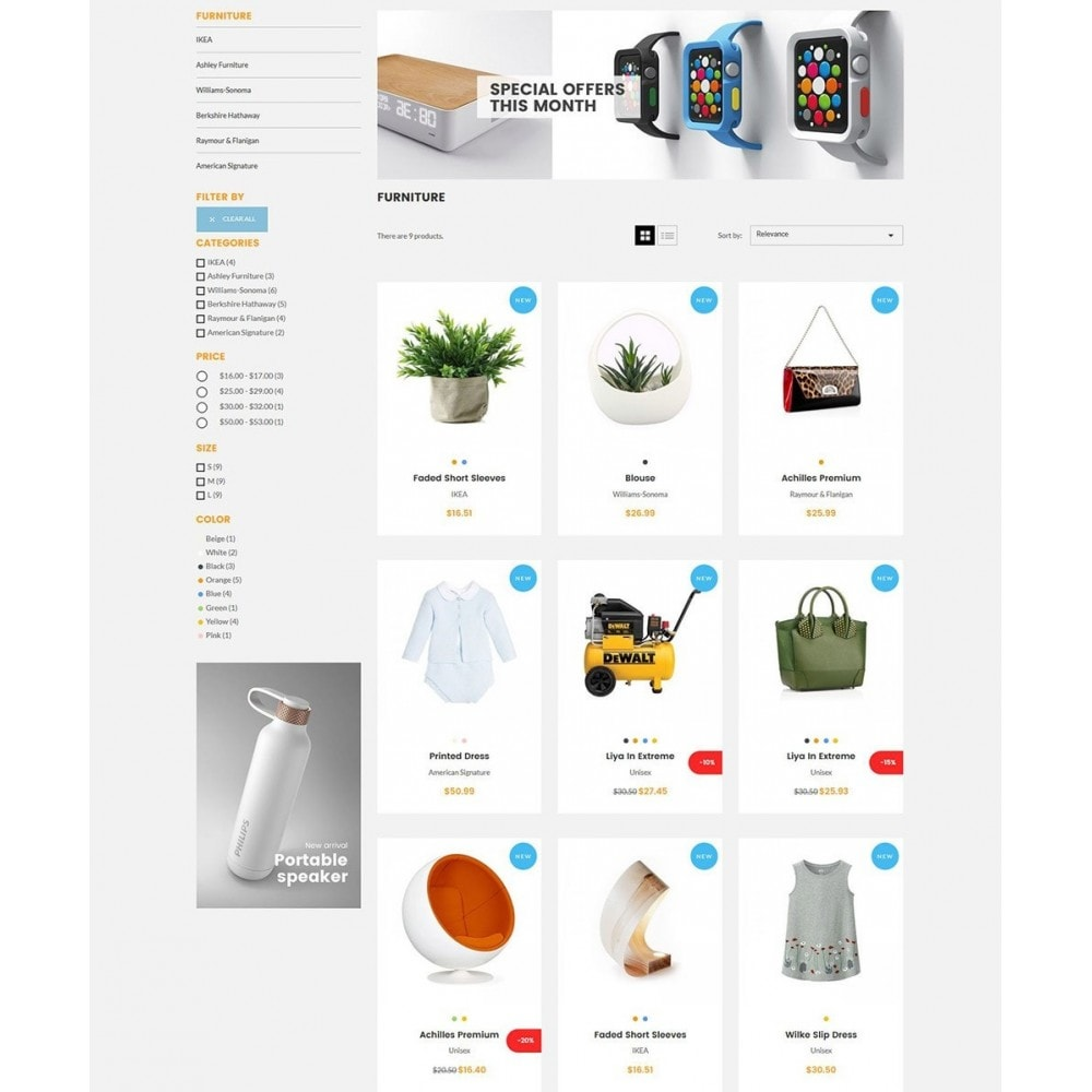 theme - Elettronica & High Tech - TopMarket Store - 5