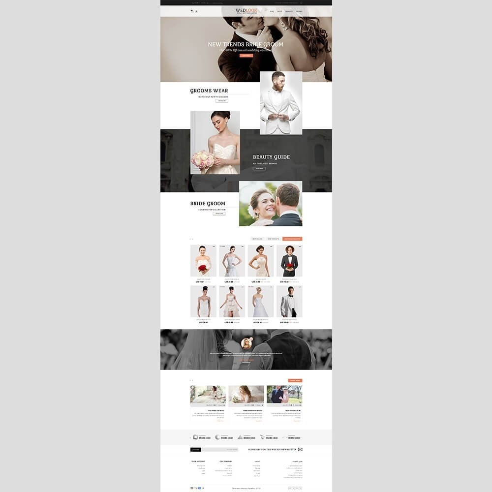 theme - Mode & Schoenen - Wedlook Wedding Store - 6