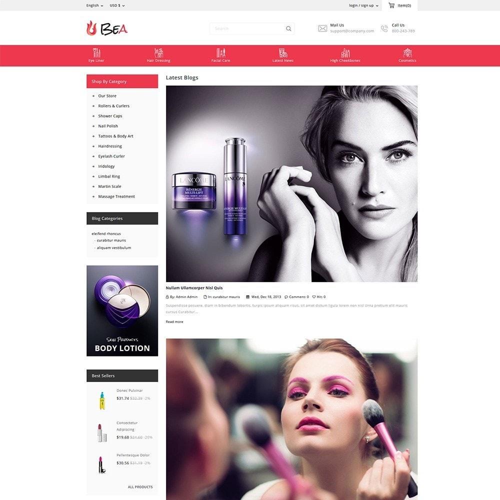 theme - Gesundheit & Schönheit - Beashop Beauty Store - 6
