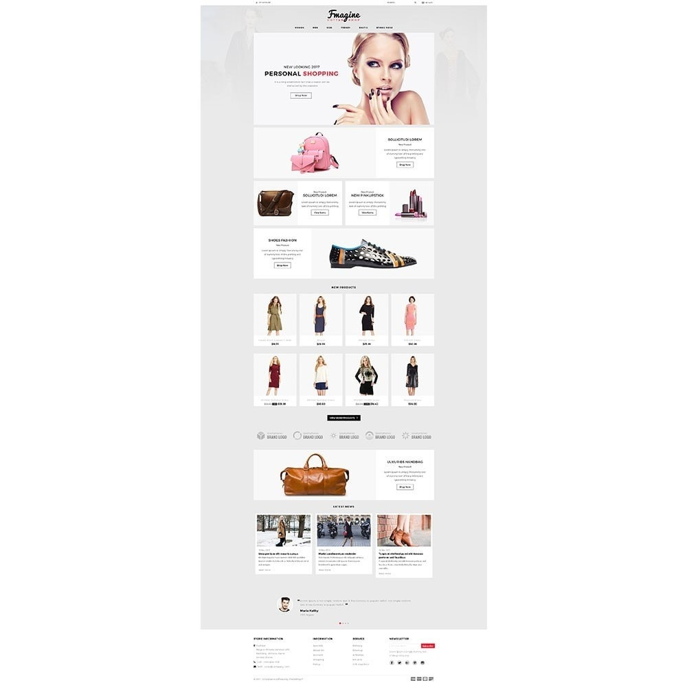 theme - Mode & Chaussures - Fmagine Store - 2