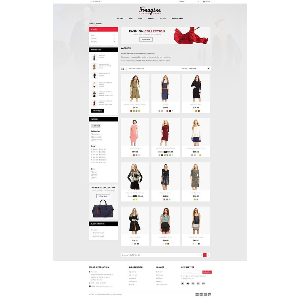 theme - Mode & Chaussures - Fmagine Store - 3