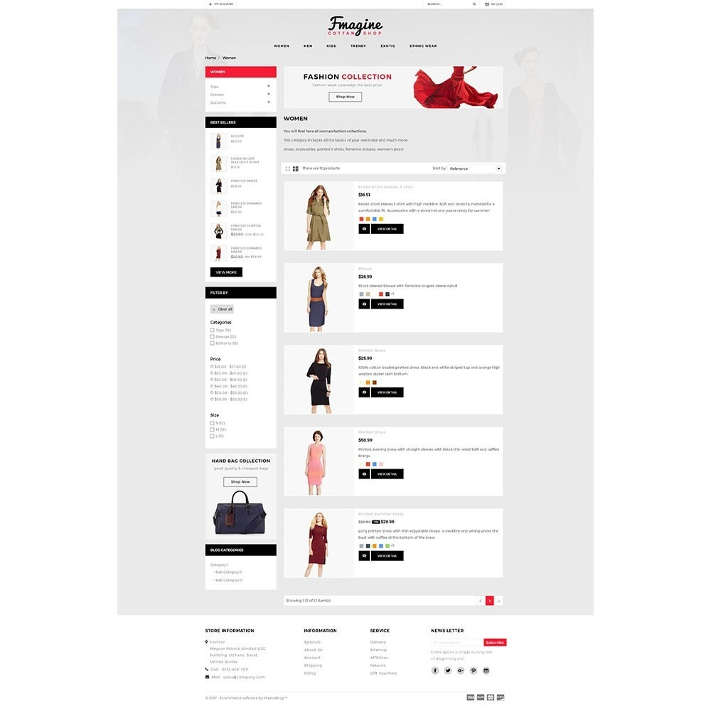 theme - Mode & Chaussures - Fmagine Store - 4
