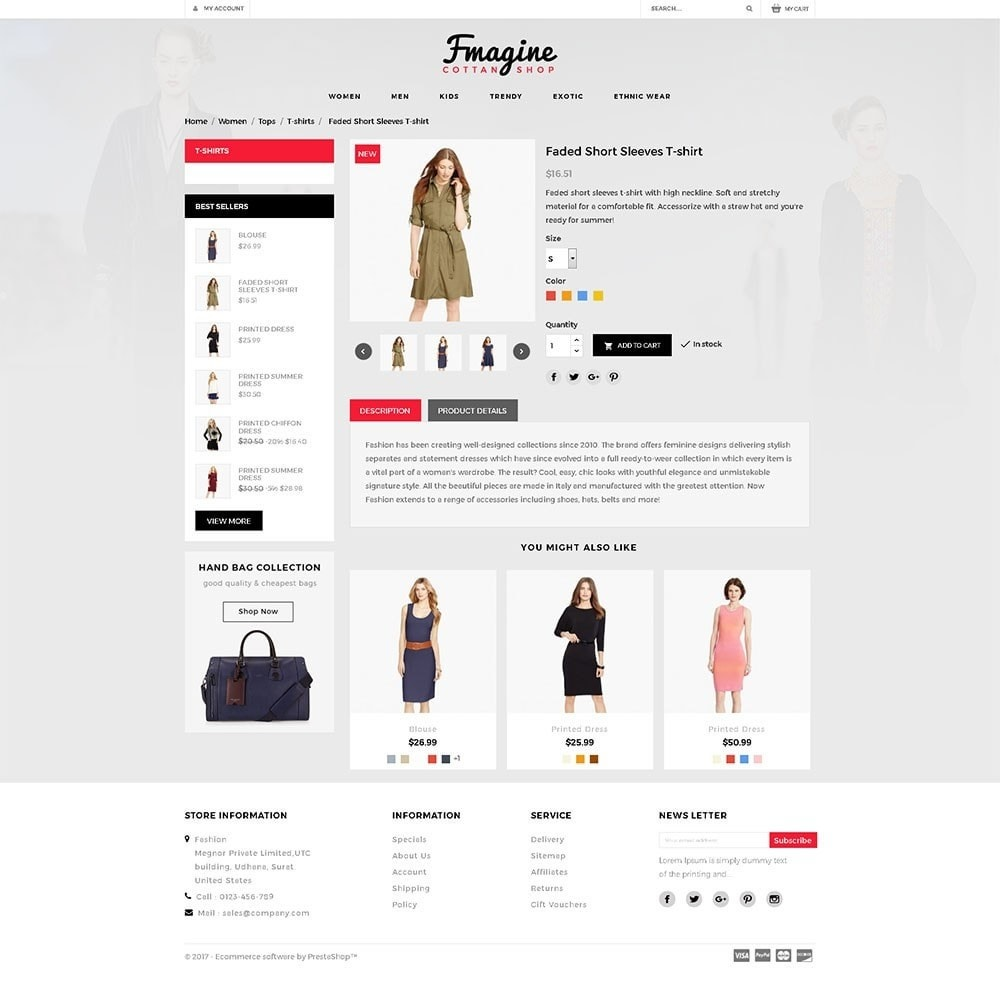 theme - Mode & Schoenen - Fmagine Store - 5