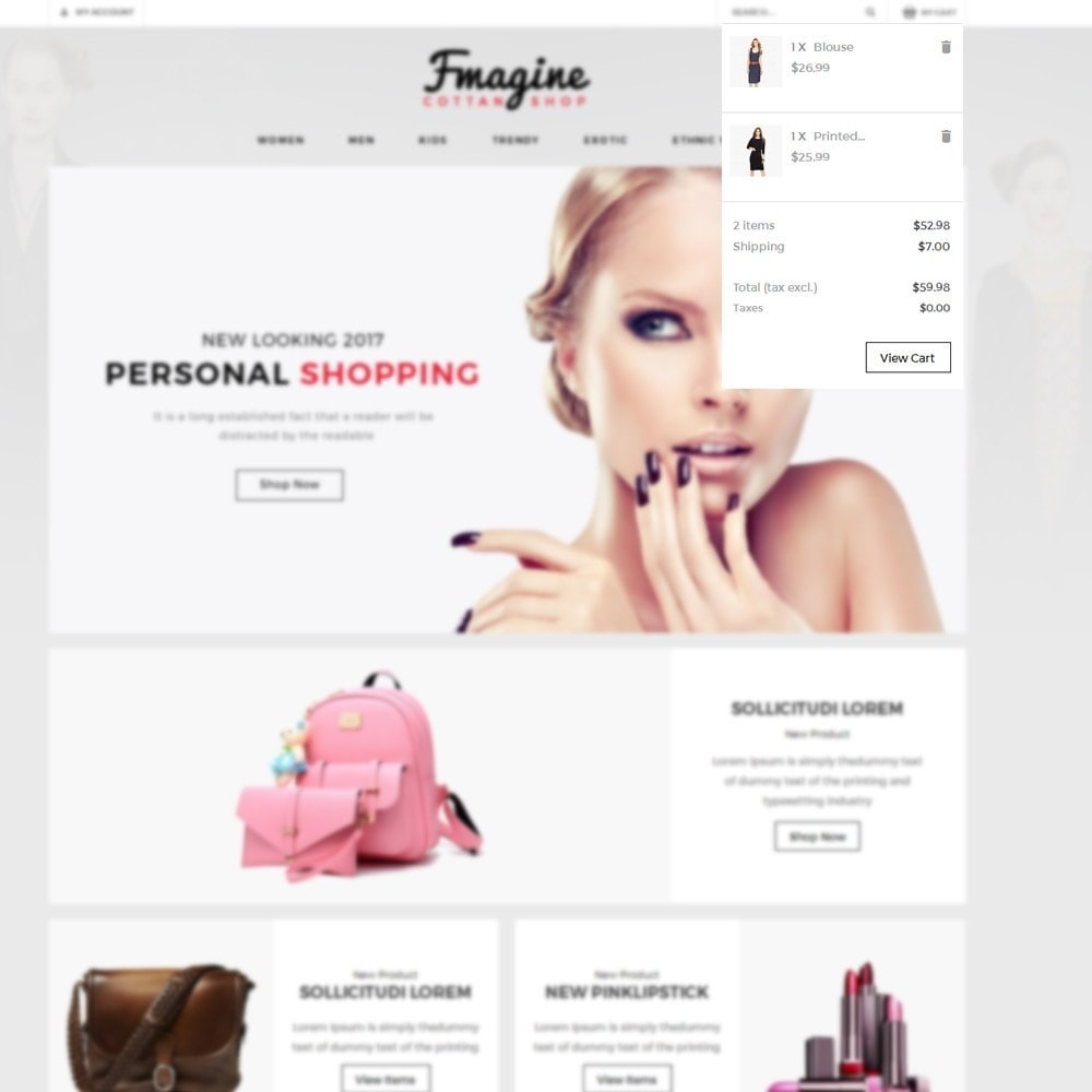 theme - Mode & Chaussures - Fmagine Store - 6