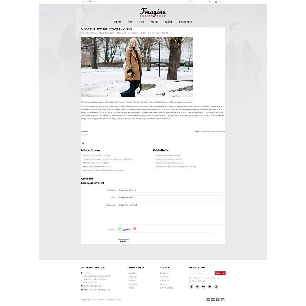 theme - Mode & Chaussures - Fmagine Store - 8