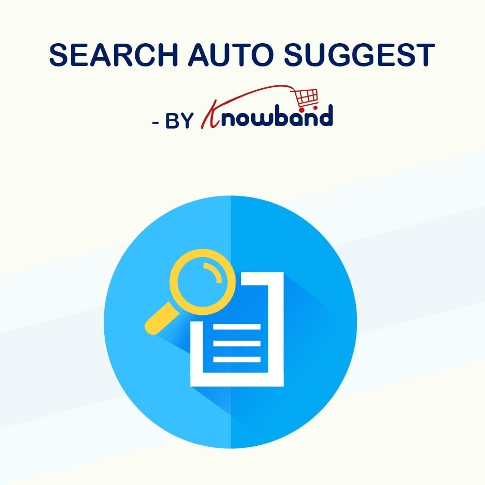 module - Suche & Filter - Knowband - Search Auto Suggest - 1