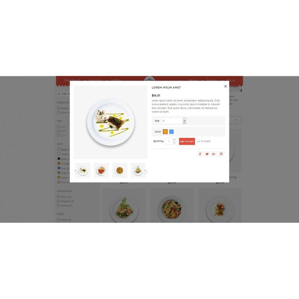 theme - Alimentos & Restaurantes - Takeaway - Online Restaurant - 6