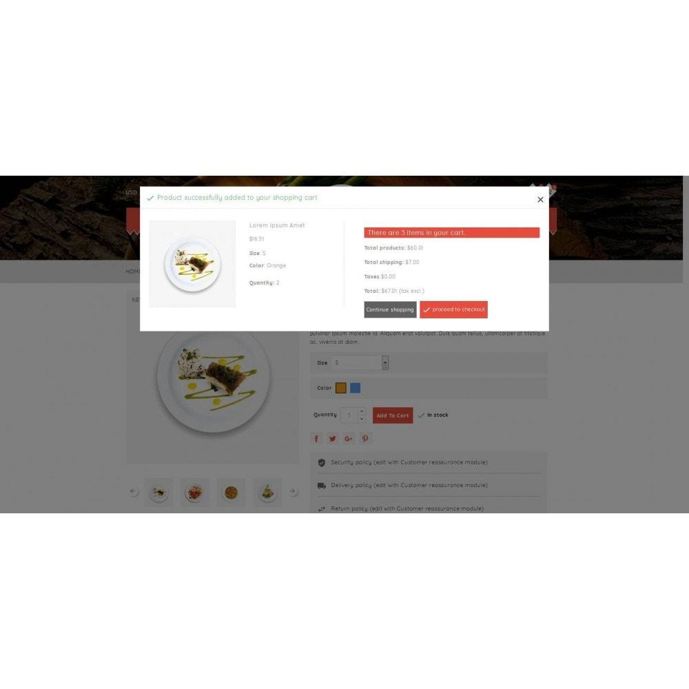 theme - Cibo & Ristorazione - Takeaway - Online Restaurant - 7