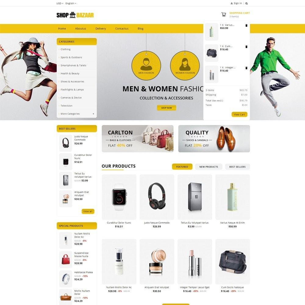 theme - Samochody - ShopBazar Mega Store V4 - 6