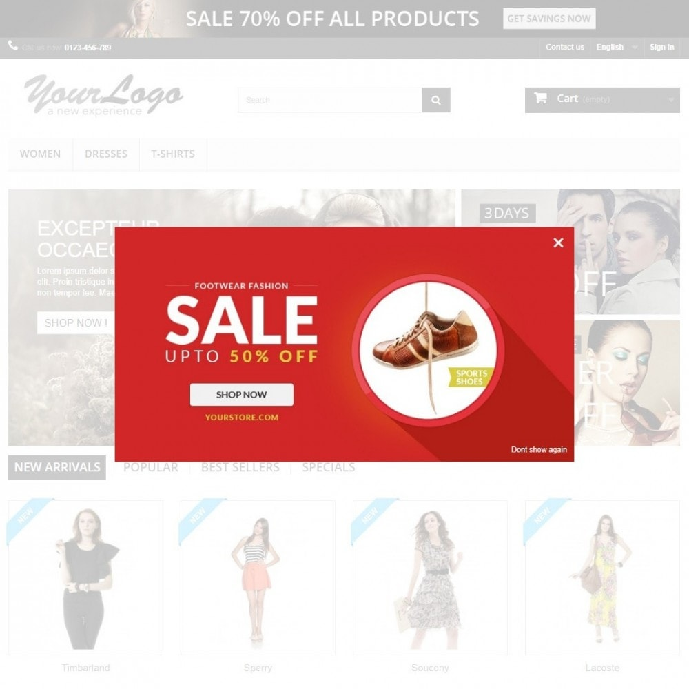module - Pop-up - Promotion Popup Notification Banner & Video - 2
