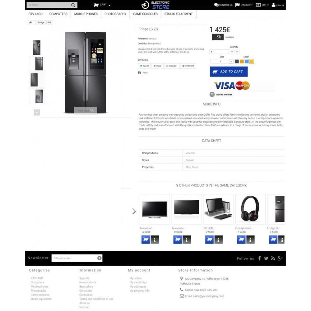 theme - Elektronika & High Tech - Electronic Store - 4