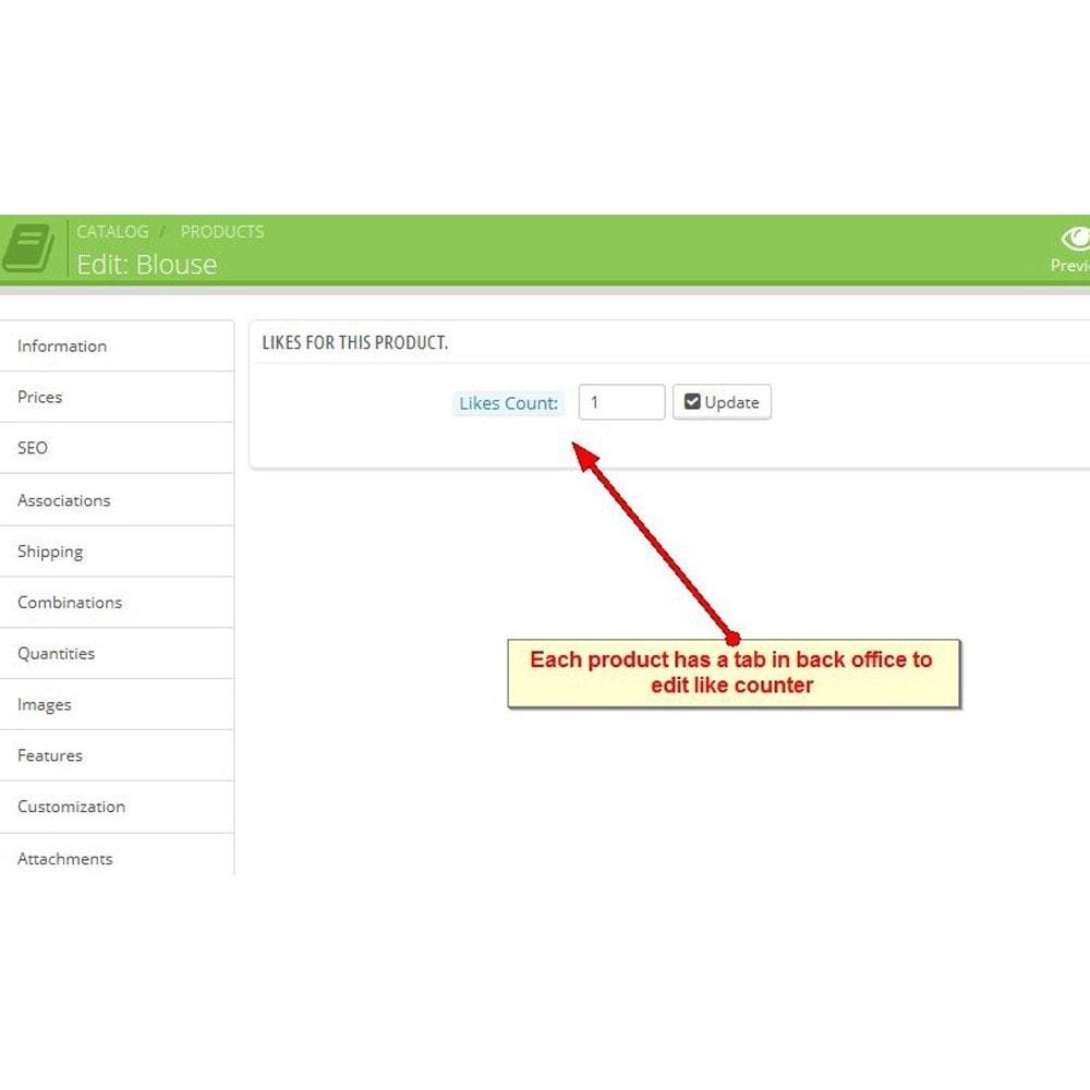 module - Avis clients - Les appréciations du produit, les notes des clients - 5