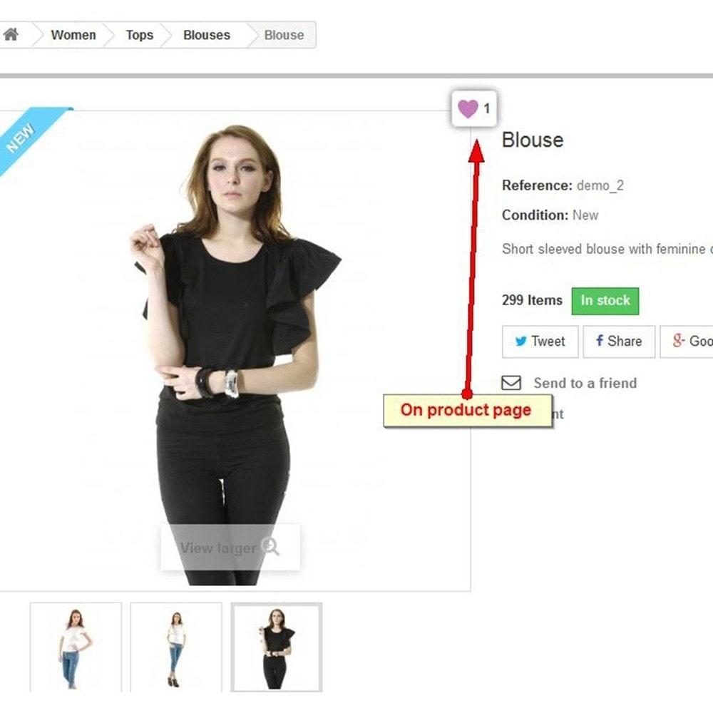 module - Kundenbewertungen - Produkt gefällt, Kundenbewertungen - 3