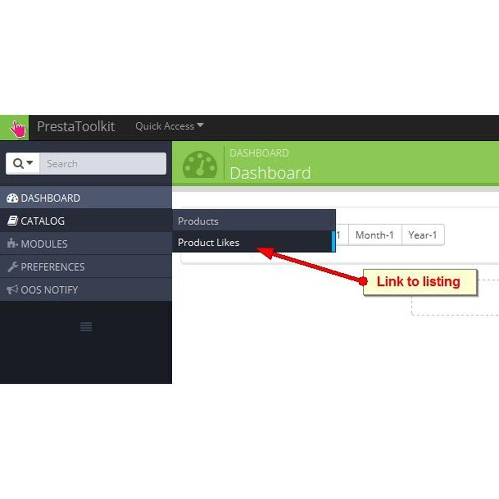 module - Recensioni clienti - Il prodotto piace, le valutazioni dei clienti - 7